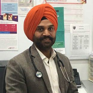 Dr Gurjinder Singh Kairon Modbury North Medical Centre