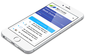 Online appointment booking for Solitaire Medical Group via Phone