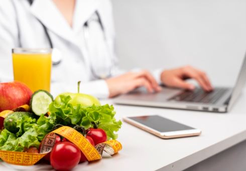 A dietitian can help with food planning, nutrition and assistance with eating behaviour often working alongside doctors