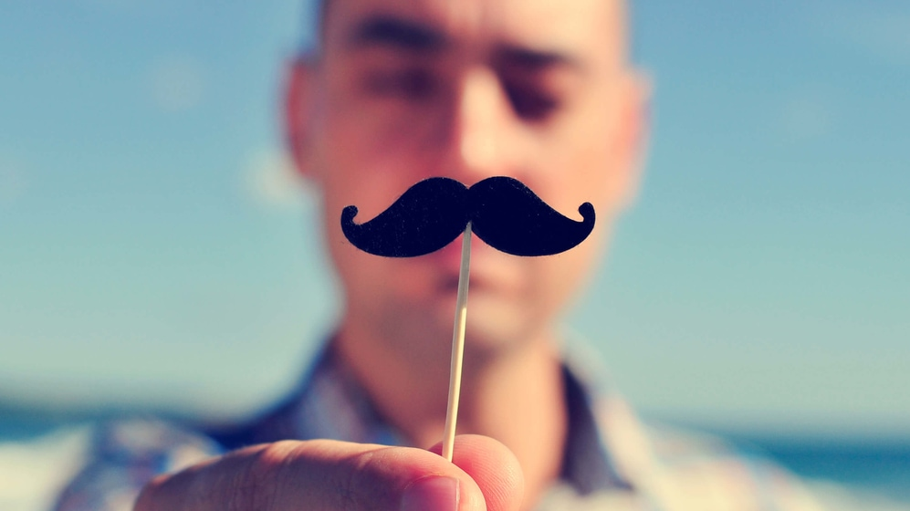 Movember is all about raising awareness for men's health particularly for prostate cancer and mental health
