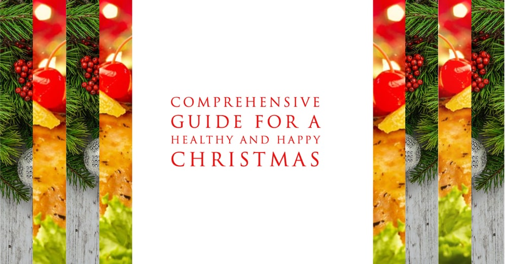 Solitaire Medical Group's comprehensive guide for a healthy Christmas season