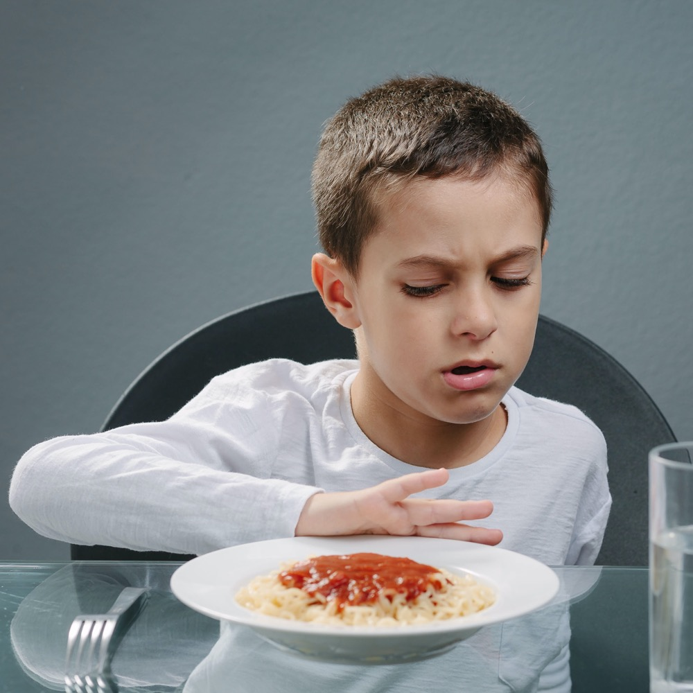 Loss of appetite in children can be linked to iron deficiency