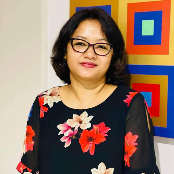 Dr Sushmita Roy