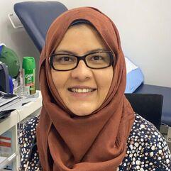 Dr Fatima Syed