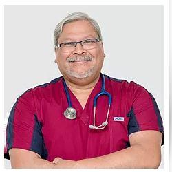 Dr Ben D'Souza
